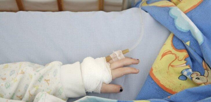 Kuueaastane Narva tüdruk kaotas käe