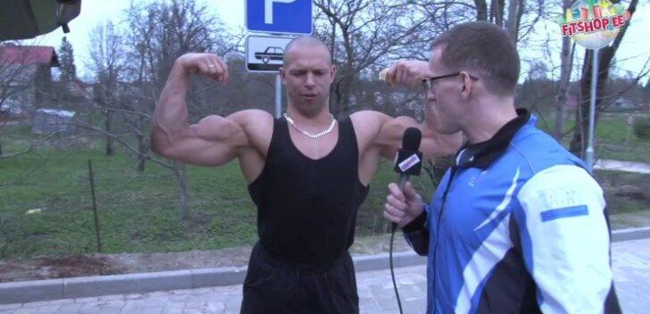 VIDEO: Musklimeeste <em>roa