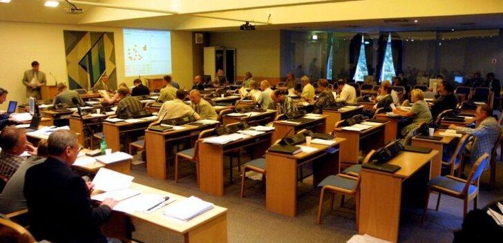 Reinmann peatas oma volitused Tallinna volikogus