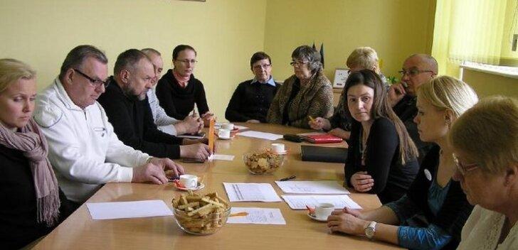Ettevõtjad kohtusid töötukassa esindajatega