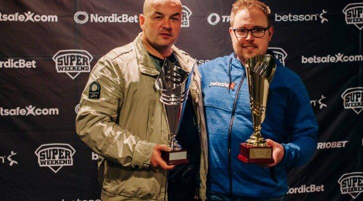 Kristo Klaassen ja Mads Bertelsen