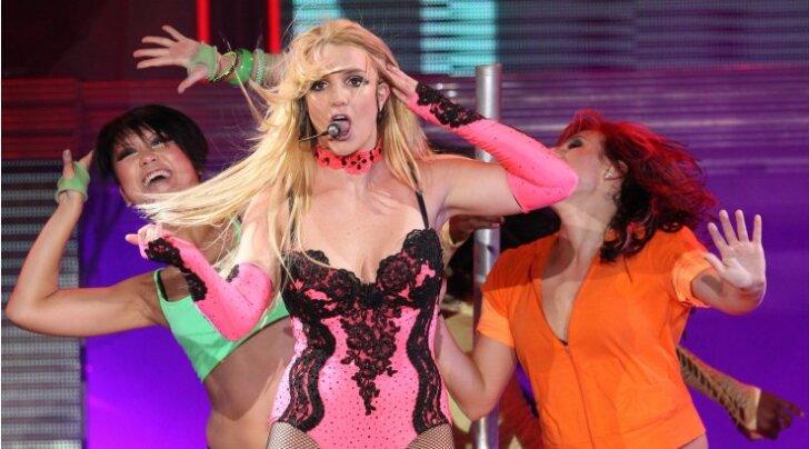 Britney, no mida sa jälle endale selga oled ajanud?
