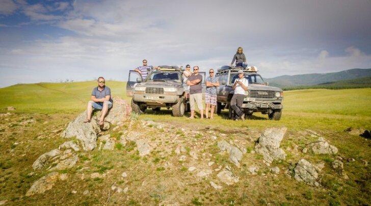 """TELEREIS   """"Reis Siberi südamesse — Baikal"""" tänases osas: pingelised olukorrad ja palju põnevust!"""