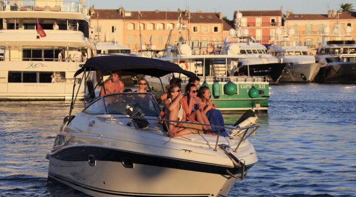 St Tropez' reisijuht