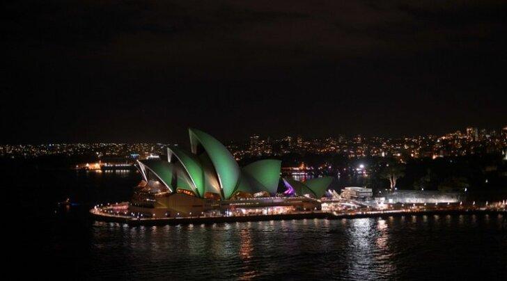 Maa tund Sydney's