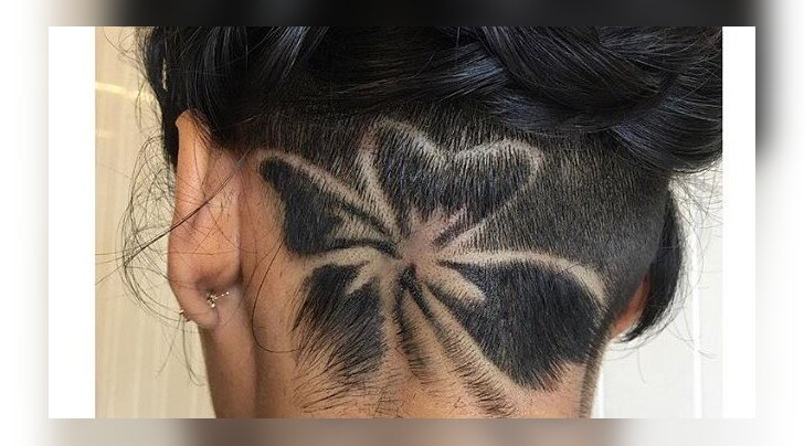 GALERII: 16 fotot uuest juukselõikuse trendist, mida kutsutakse ka juuksetätoveeringuks!
