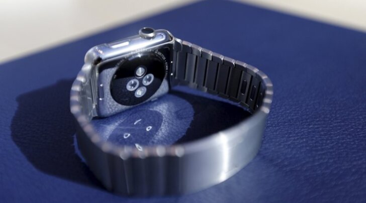 Esimese põlvkonna Apple Watch, usutavasti müügiedukaim nutikell