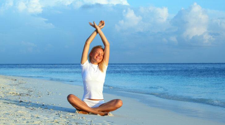 Ela kiirustamata: sisene eluvoolu ja lase end rahulikult kaasa kanda