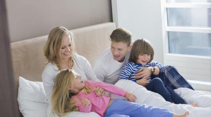 13 советов родителям: как уединиться, чтобы дети не мешали