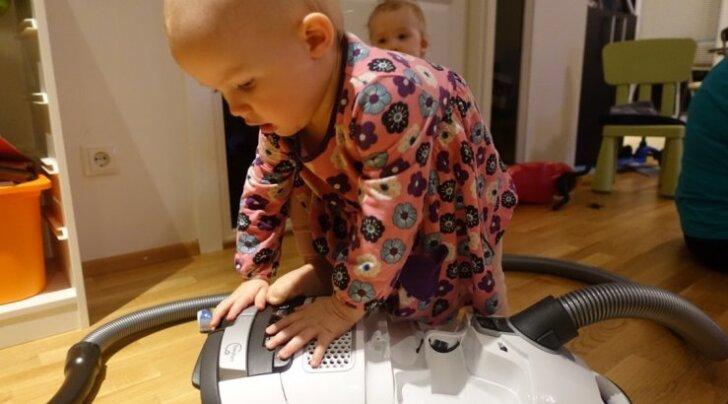Isa blogi: Lapsed teavad, et puldil on olemas issi ja emme nupp