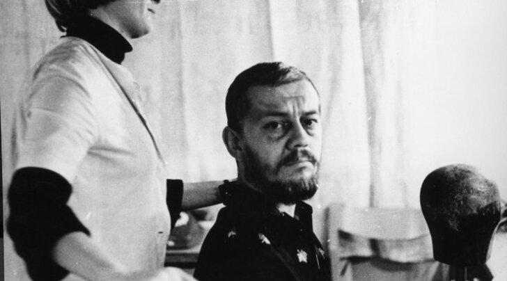 Kalju Komissarov, lavastaja. 1978.aastal