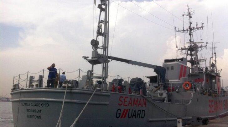 USA mereturvafirma Advanforti piraaditõrjelaeva kapten ei tunnistanud end kohtus süüdi.
