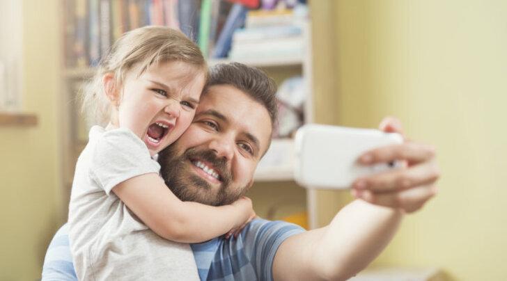 Pildid, mida sa ei tohi oma lapsest mitte kunagi sotsiaalmeediasse postitada