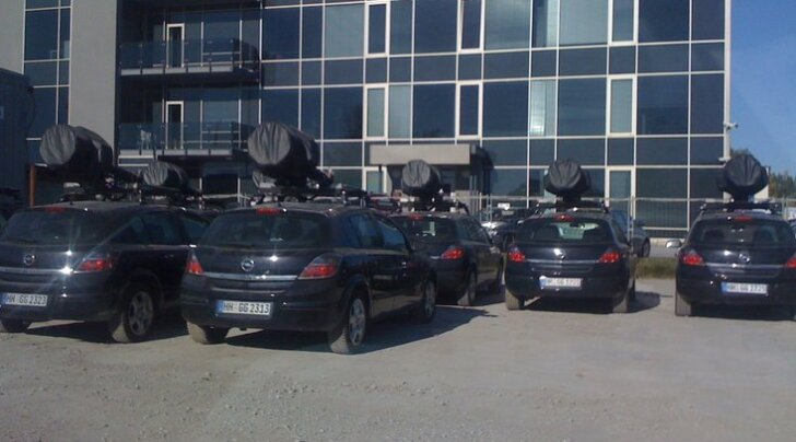 FOTO: Google Maps´i pildistavad autod on Eestis?
