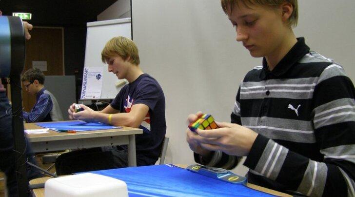 FOTOD ja VIDEO: Eesti noored võistlesid alal, mis kogub maailmas taas populaarsust