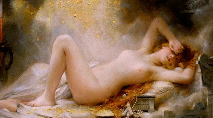 Naiseks olemise kunst IV: Tabamatu fluidum teeb Armastaja salapäraseks
