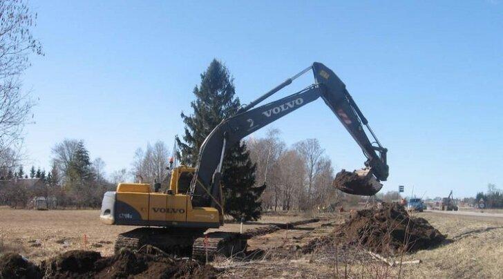 Tartu-Räpina-Värska maantee ümberehitus on alanud