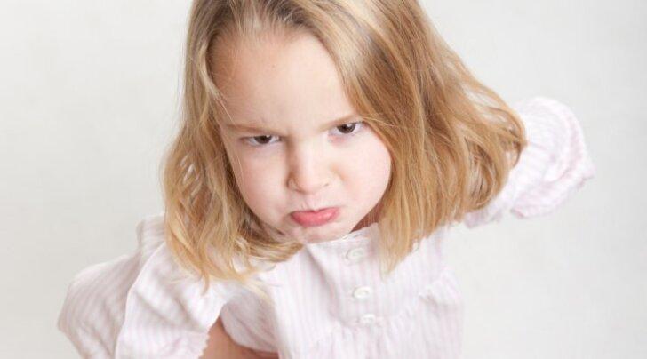 Kas panna jonniv laps nurka või mida üldse lapse jonni korral ette võtta?