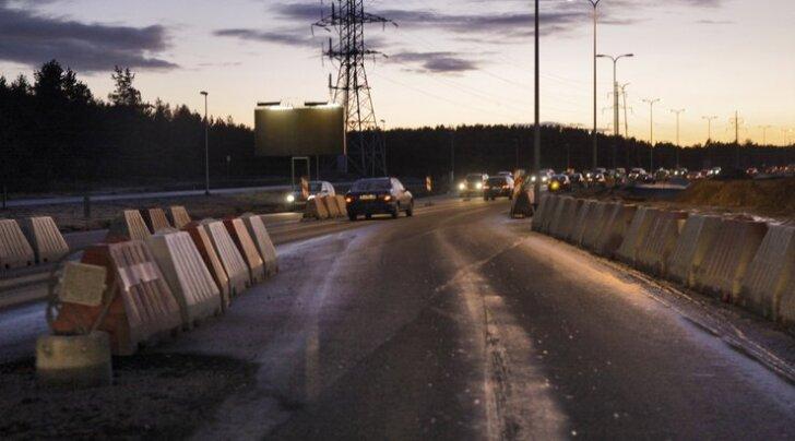 Veerenni-Järvevana ristmik suletakse kuuks ajaks