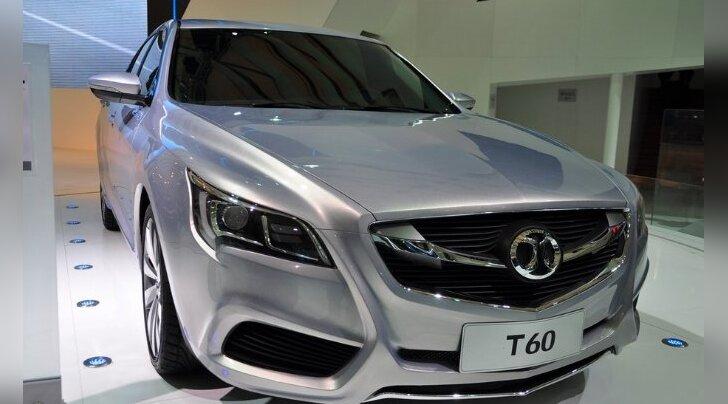 Beijing T60 enam Saab 9-3 ei ole