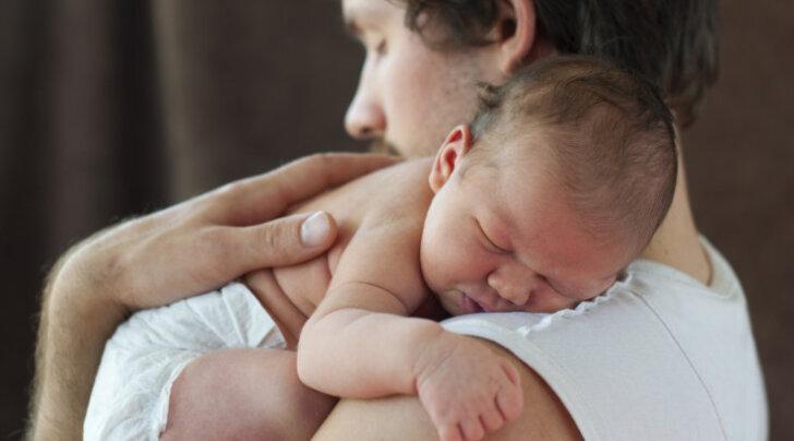 Sünnitusel osalemine võib mehele parajaks katsumuseks olla, nii füüsiliselt kui vaimselt