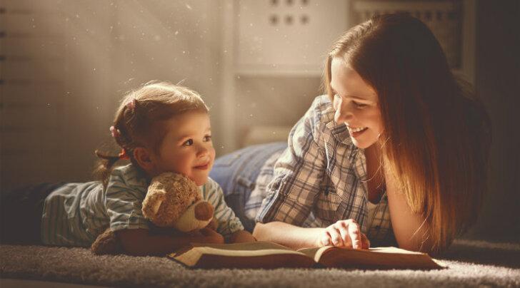 Tõusev trend: lapsel oma lugemisjooga