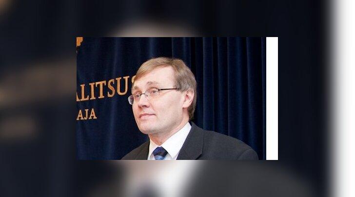 Лукас: закон о языке обяжет служащих давать интервью по-эстонски