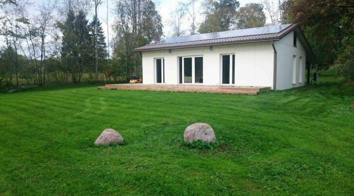 Põllküla plussenergiamaja