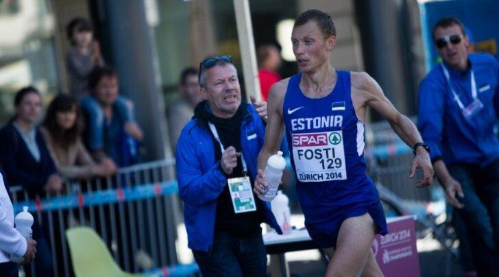 Zürichi EM meeste maraton, Harry Lemberg