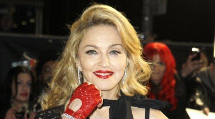 Madonna annab suvel Helsingis kontserdi