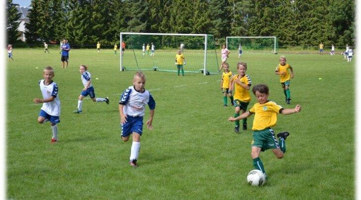 Raplamaal alustas uus kool - Raplamaa Jalgpallikool
