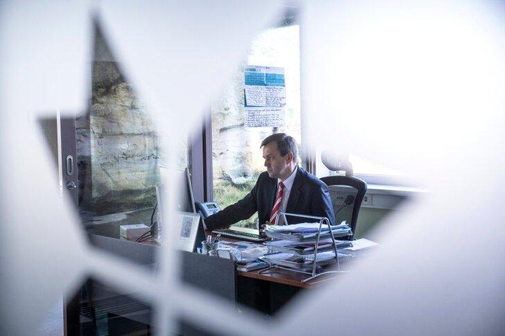 Hanno Tomberg kinnitab, et EAS-i juhatus arvestas Ermamaa projekti hinnates kõiki asjaolusid, mis tolleks ajaks teada olid.
