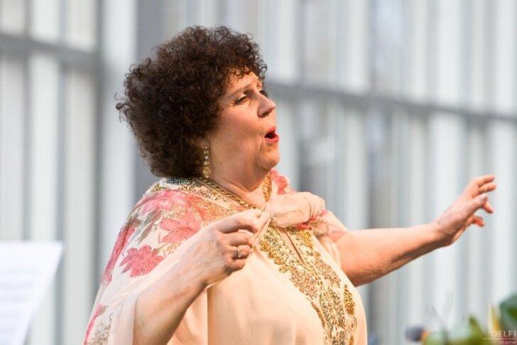 Margarita Voites, muinasjutuliselt puhas ja pehme koloratuursopran peab 80. sünnipäeva