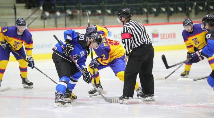 ccd8c774f66 OTSE DELFI TV-s ja FOTOD | Turniirivõidu taganud Eesti U20 jäähokikoondis  lõpetab MMi mänguga