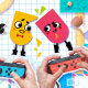 """Puhata ja mängida"" vaatleb videomängu – Snipperclips: Cut It Out, Together! (Switch)"