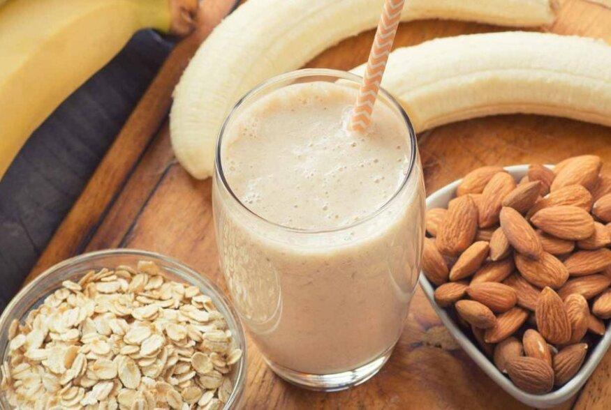Tervisetoit: Asenda üks toidukord päevas smuutiga