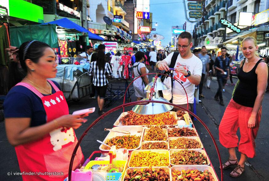 Bangkok keelab aasta lõpuks tänavatoidu: Kas see tähendab lõppu maailma parimaks tunnistatud uulitsagastronoomiale?
