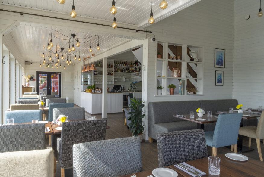 Oma Maitse Salakuulaja | Mida pakub Kuressaare jahisadama resto Hafen?