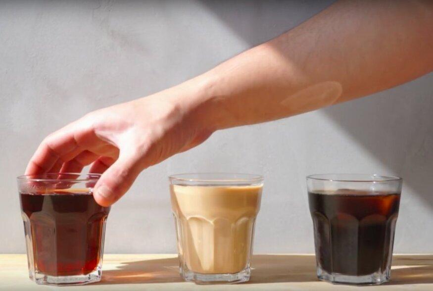 NÄDALANIPP: Vaata, kuidas valmistada selle suve hittjooki  cold brew  ehk külmpruulitud kohvi