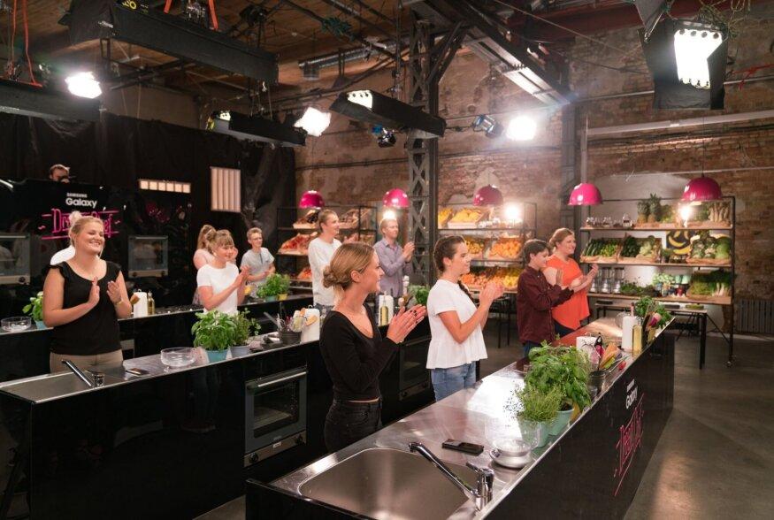 Täna alustab uus Balti noorte kokasaade Dream Chef
