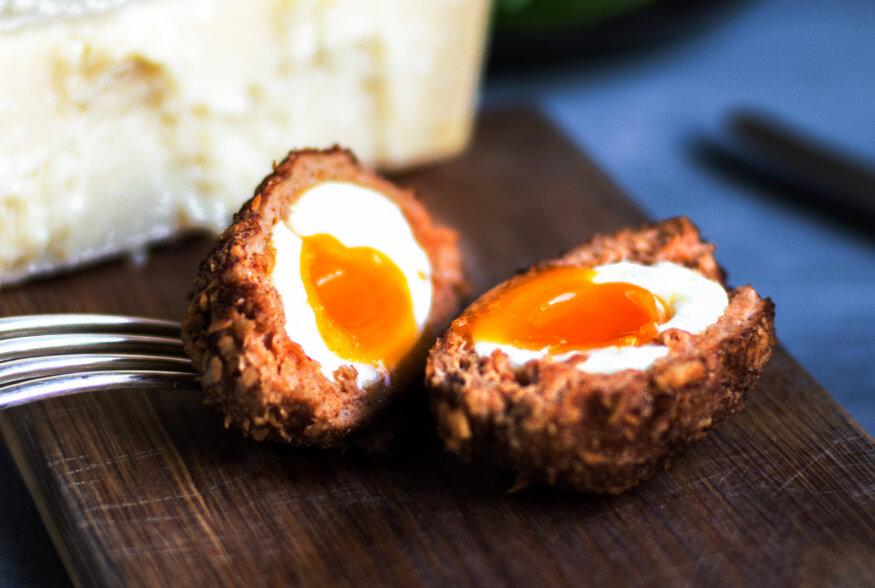 KIIRE ÕHTUSÖÖGI SOOVITUS: Scotch eggs ehk Šoti munad