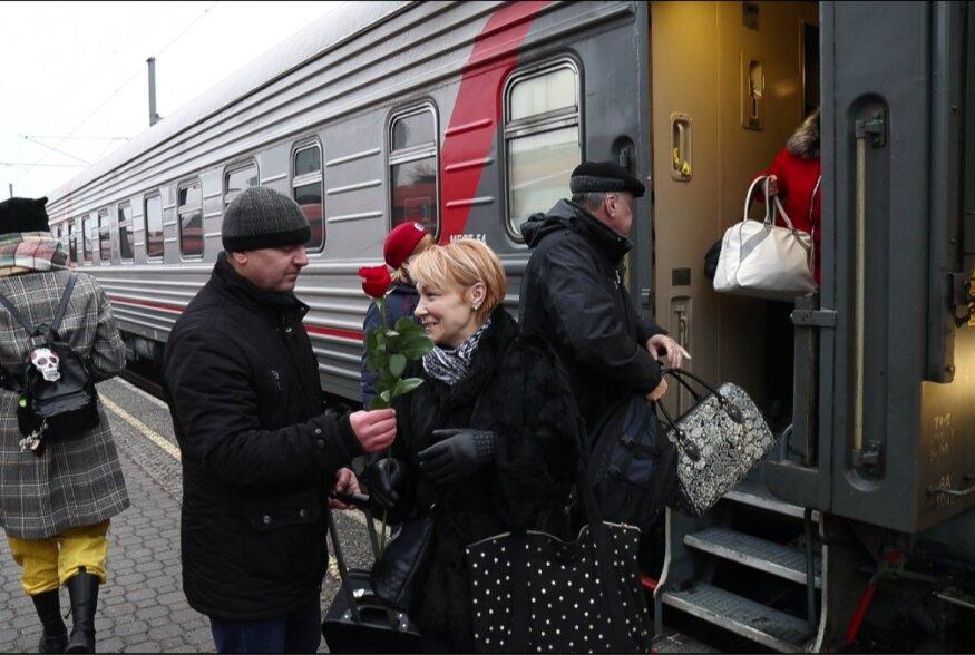 Turistid venemaalt