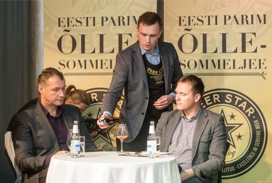 Eesti Õllesommeljee 2016 finaalvõistlus