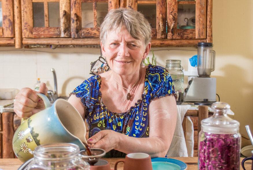 OMA MAITSE PERSOON | Taimetark Mercedes Merimaa ehk köögijutud tänapäeva Kunksmooriga