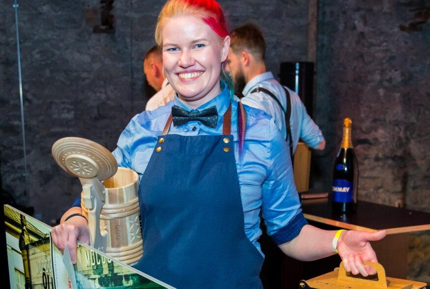 Taaskord naised tipus: Eesti Parim Õllesommeljee 2017 on Helen Aasmann restoranist Leib