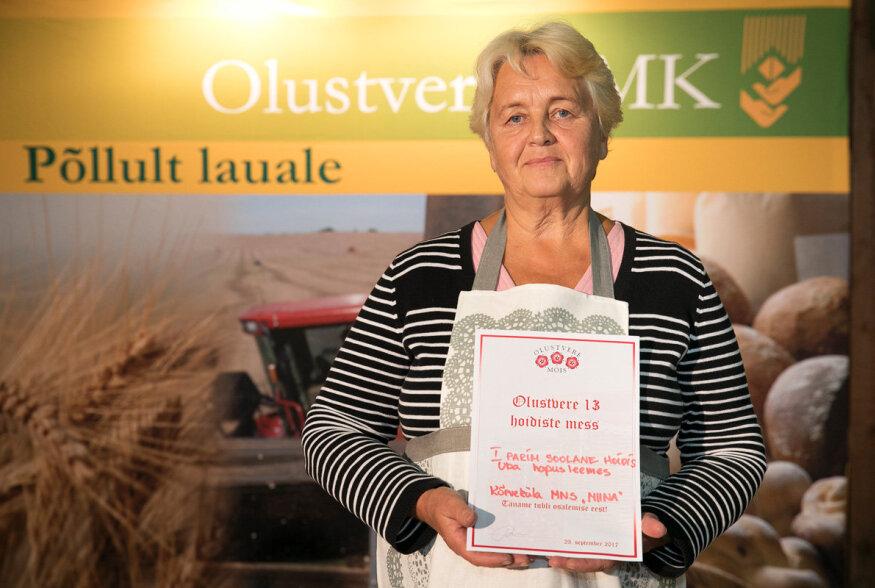 FOTOD | Olustveres valiti 2017. aasta parimaks hoidiseks oad hapus leemes