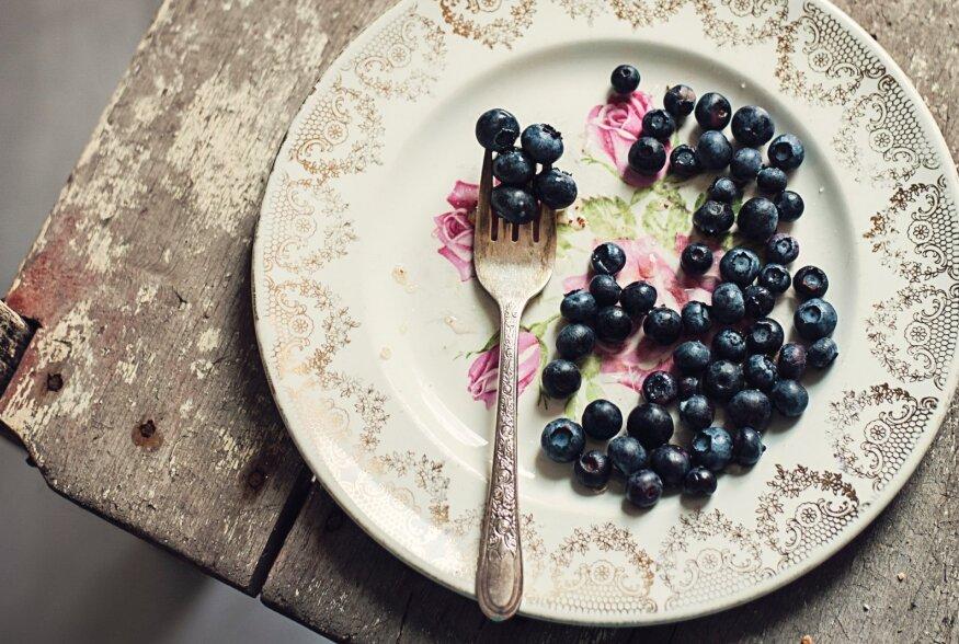 Meie oma Eesti supertoit mustikas: Põhjala mustikas on eriline just selle eriti intensiivse maitse poolest