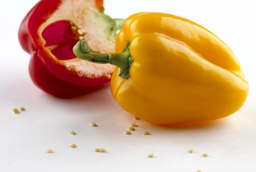 Mida ette võtta paprikaga? Paar kerget retsepti kergemaks kõhutäieks