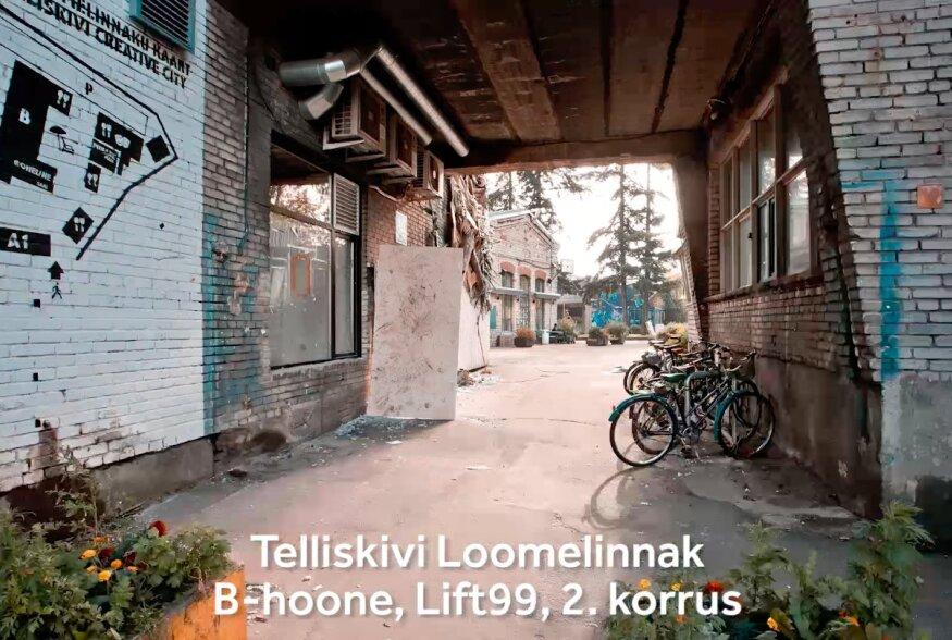 Vaata videost, kus toimub Youth Empowered Eesti avaseminar