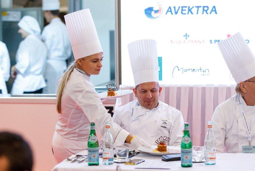 Tallinn FoodFest 2018 avamine